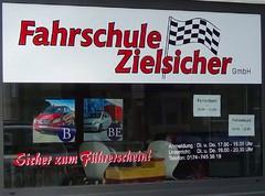 Fahrschule Alfred Thimm, Fahrschule Zielsicher GmbH, Zielsicher Augsburg